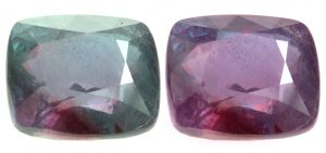 colour changing alexandrite